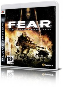 F.E.A.R. (FEAR - First Encounter Assault and Recon) per PlayStation 3