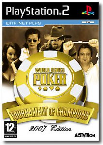 World Series of Poker: Tournament of Champions per PlayStation 2