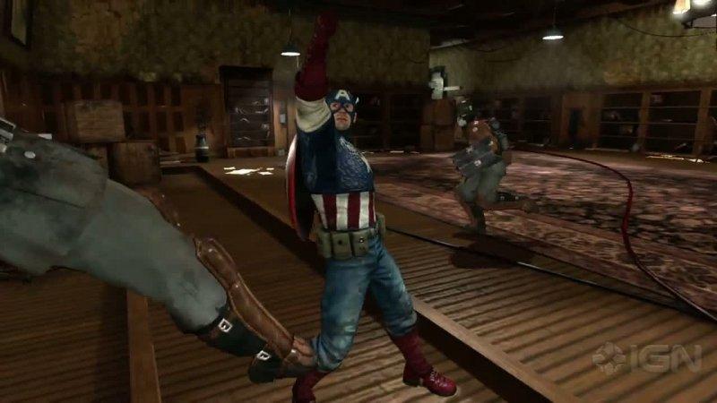 La Soluzione di Captain America: Il Super Soldato