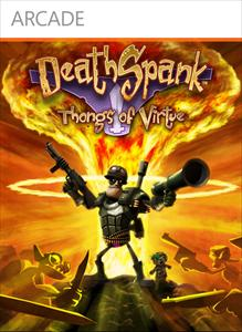 DeathSpank: Thongs of Virtue per Xbox 360