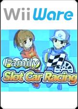 Family Slot Car Racing per Nintendo Wii