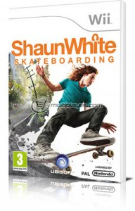 Shaun White Skateboarding per Nintendo Wii