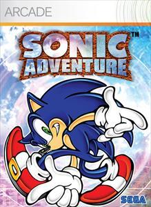 Sonic Adventure per Xbox 360