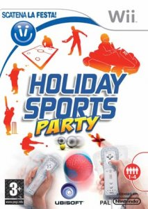 Holiday Sports Party per Nintendo Wii