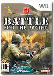 History Channel: Battle for the Pacific per Nintendo Wii