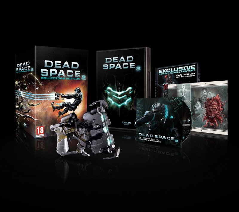 È ufficiale la Collector's di Dead Space 2