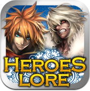 Heroes Lore: Stigmata of Gaia per iPhone