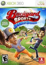 Backyard Sports: Sandlot Sluggers per Xbox 360