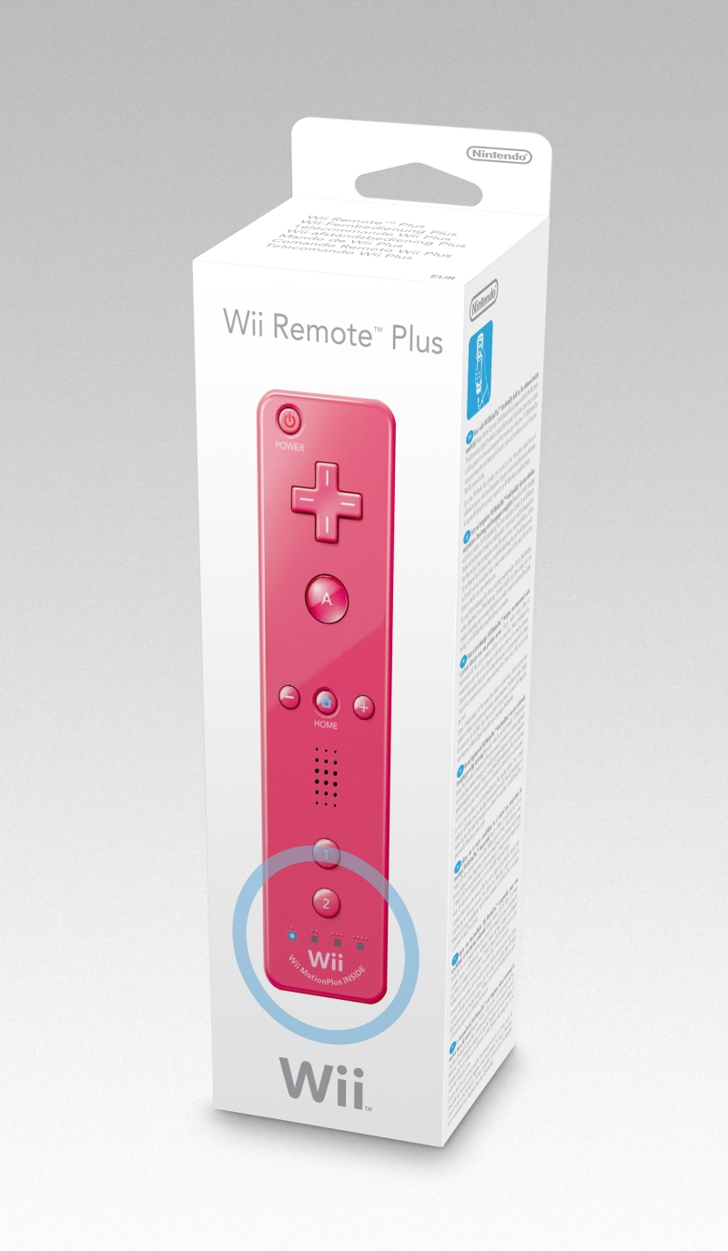 Nintendo presenta ufficialmente il Telecomando Wii Plus in Italia
