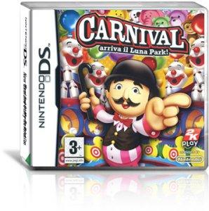 Nuovo Carnival: Arriva il Luna Park! per Nintendo DS