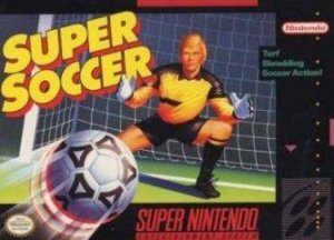 Super Soccer per Super Nintendo Entertainment System