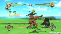 Naruto Shippuden: Ultimate Ninja Storm 2 - Gameplay in presa diretta