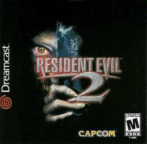 Resident Evil 2 per Dreamcast