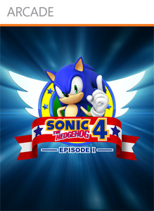 Sonic the Hedgehog 4: Episode I per Xbox 360