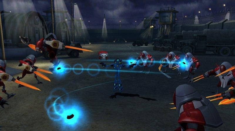 La Soluzione completa di Ben 10 Ultimate Alien: Cosmic Destruction