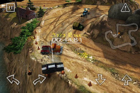 Reckless Racing da oggi su App Store