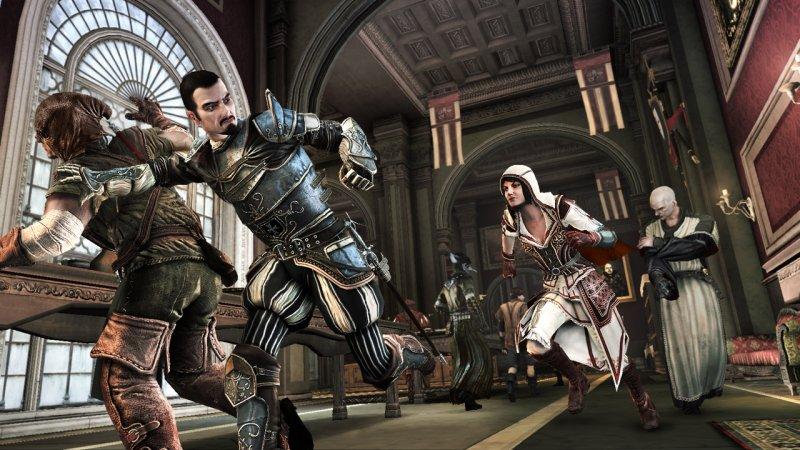 Ufficiale: Assassin's Creed Brotherhood su PC senza DRM sempre attivi