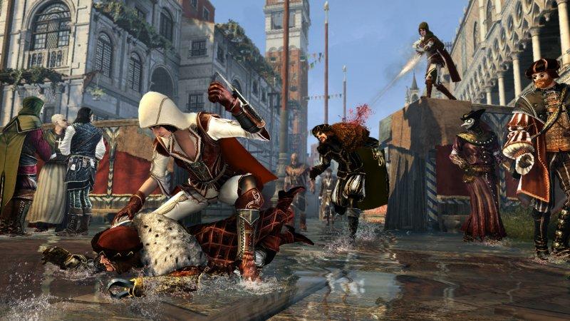 """Edizione speciale """"Da Vinci"""" per Assassin's Creed: Brotherhood"""