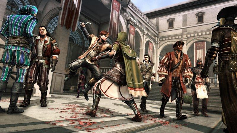 Assassin's Creed: Brotherhood per PC anticipato al 17 marzo