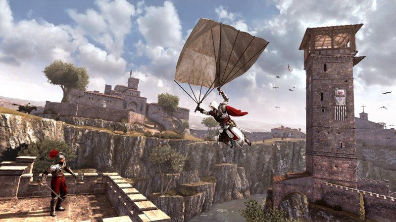 Un po' di voti per Assassin's Creed: Brotherhood