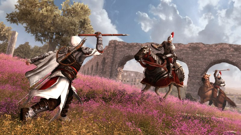 Assassin's Creed Brotherhood vende un milione in Europa