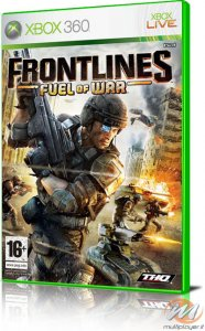 Frontlines: Fuel of War per Xbox 360