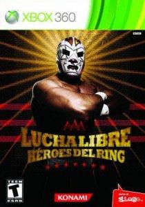 Lucha Libre AAA Heroes del Ring per Xbox 360