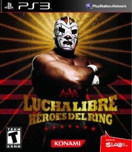 Lucha Libre AAA Heroes del Ring per PlayStation 3