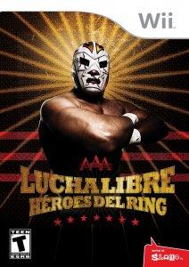 Lucha Libre AAA Heroes del Ring per Nintendo Wii