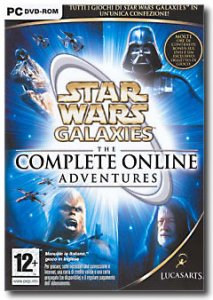 Star Wars Galaxies: The Complete Online Adventures per PC Windows