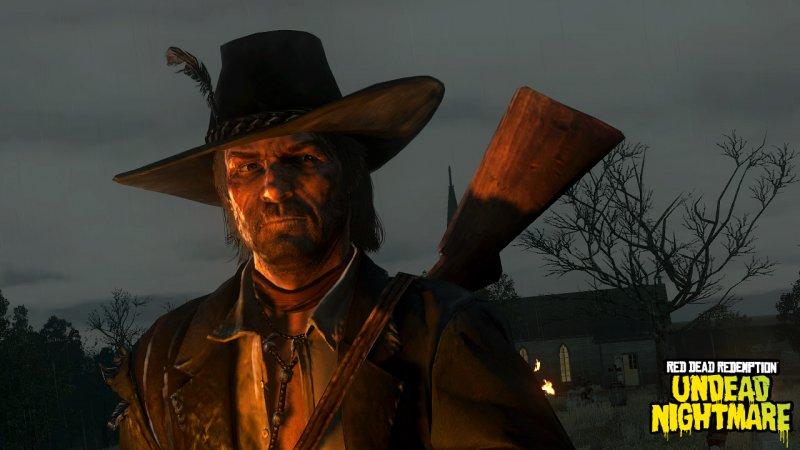 A caccia di non-morti nel Far West!