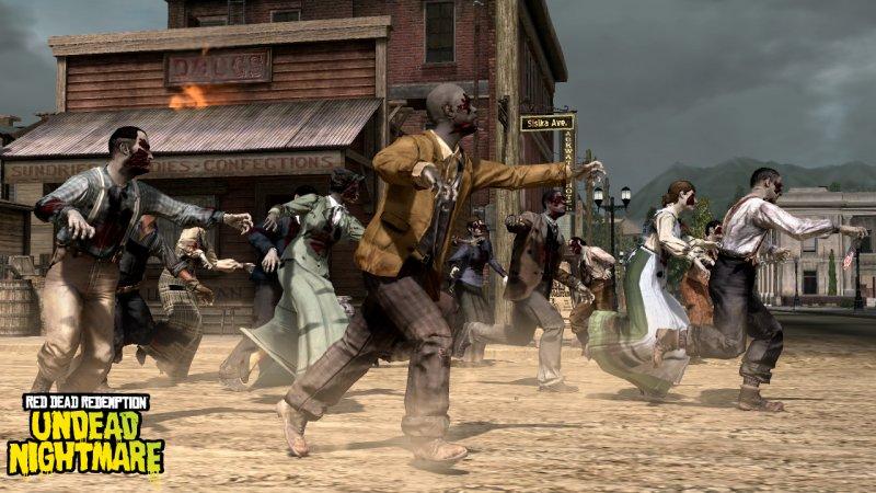 Red Dead Redemption: Undead Nightmare disponibile da ora