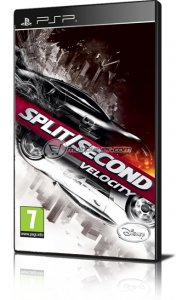 Split/Second: Velocity per PlayStation Portable