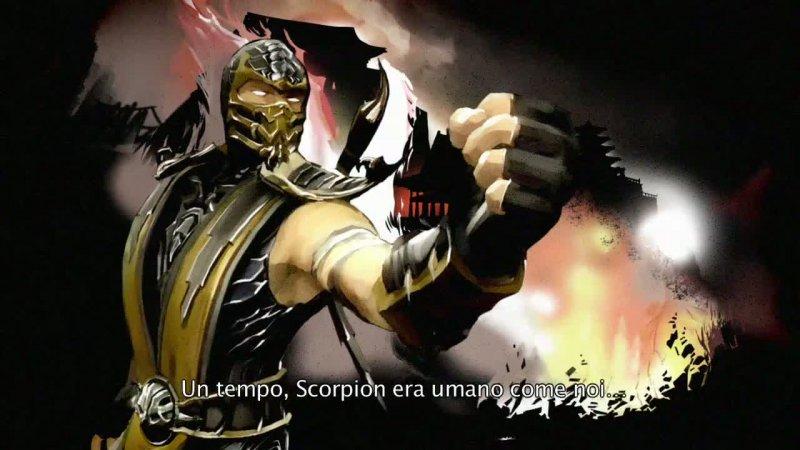 La webseries di Mortal Kombat debutterà il 12 aprile