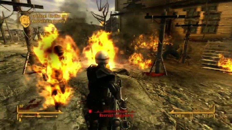 Bethesda conferma nuovi DLC per Fallout: New Vegas
