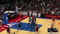 NBA 2K11 - Gameplay in presa diretta