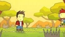 Super Scribblenauts - Video dei nuovi controlli