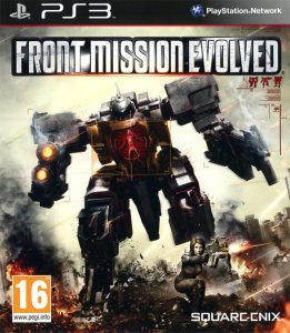 Front Mission Evolved per PlayStation 3