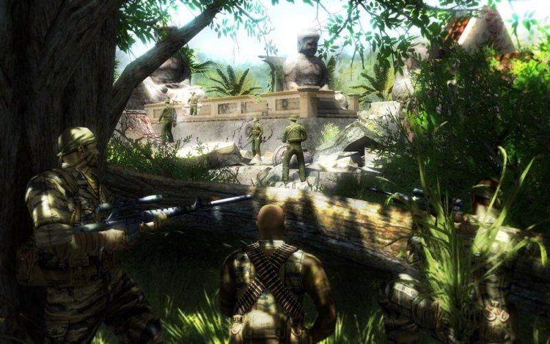 La Soluzione di Men of War: Vietnam