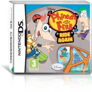 Phineas and Ferb: Ride Again per Nintendo DS