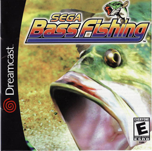Sega Bass Fishing per Dreamcast