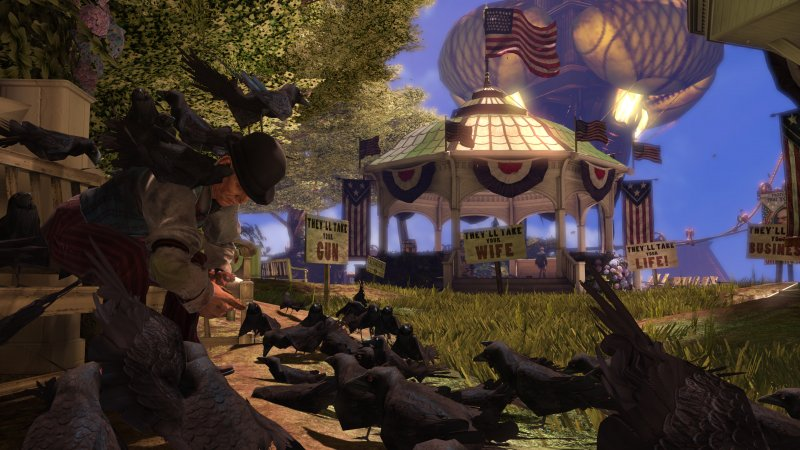 Bioshock Infinite sta all'Unreal Engine 3 come il primo capitolo al 2.5