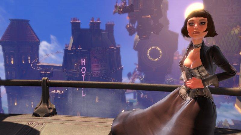 Bioshock Infinite su PlayStation 3 non è una conversione
