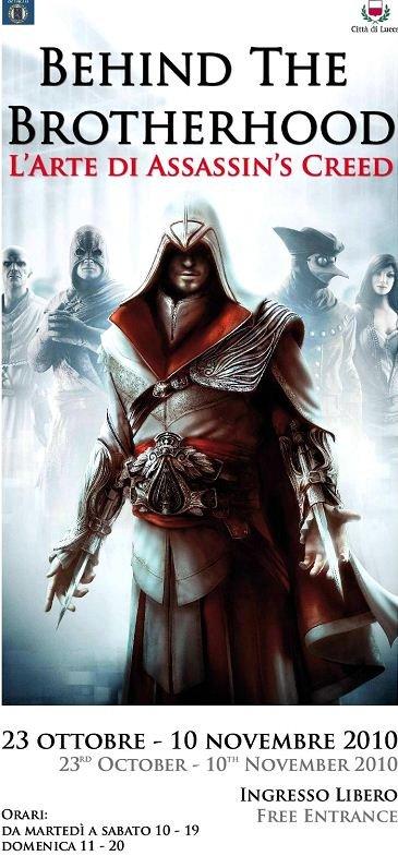 Assassin's Creed Brotherhood al Lucca Comics & Games