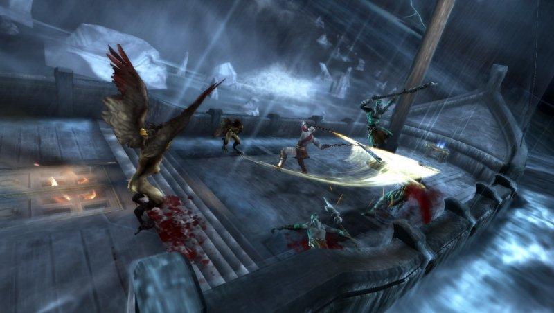 Atlantide l'ha affondata Kratos
