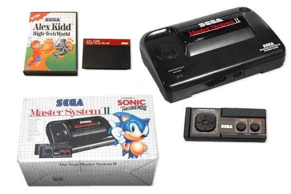 Il Sega Master System compie 25 anni