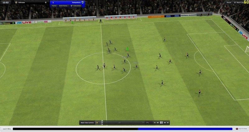 SEGA soddisfatta delle vendite di Football Manager 2011
