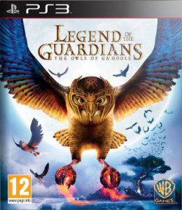 Legend of the Guardians: The Owls of Ga'Hoole per PlayStation 3