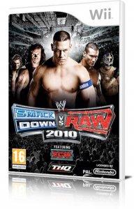 WWE SmackDown! vs RAW 2010 per Nintendo Wii