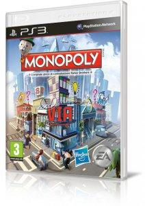 MONOPOLY per PlayStation 3